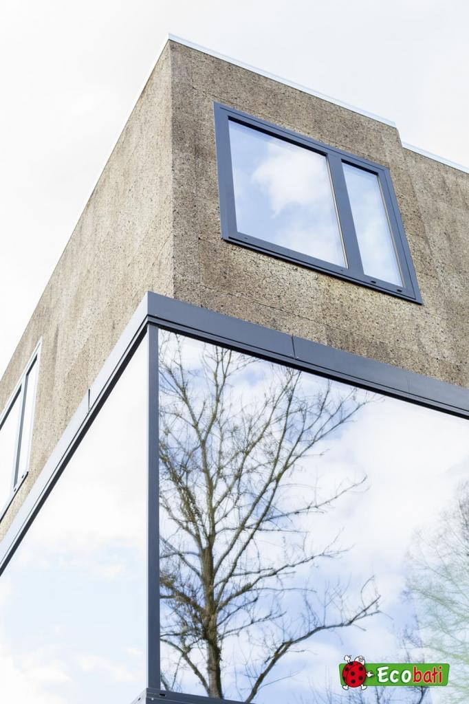 baustelle isokork ecobati. Black Bedroom Furniture Sets. Home Design Ideas